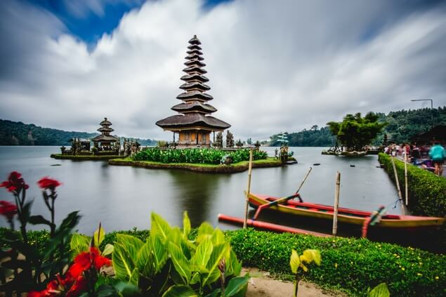 Places to visit Bali