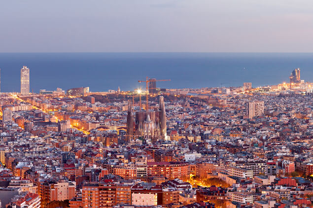 Weekend Barcelona