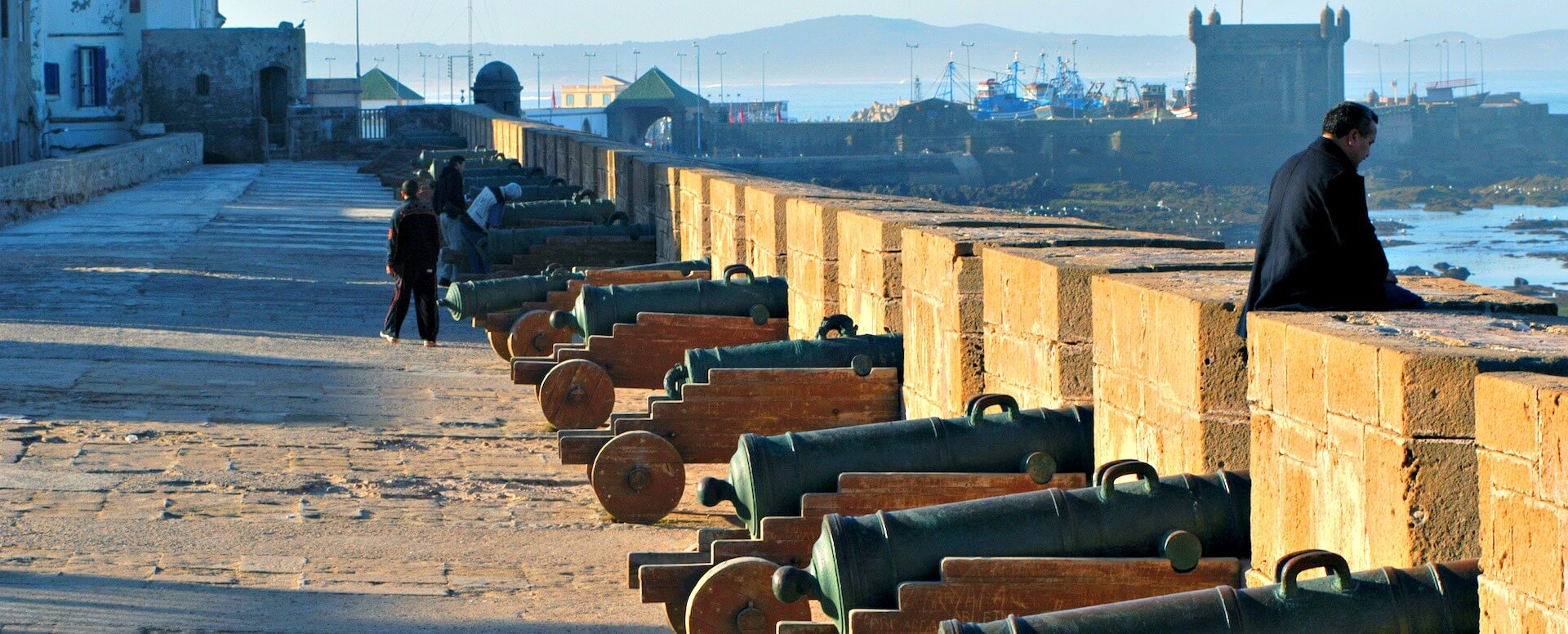 8. Relive history at the Ramparts - Essaouira