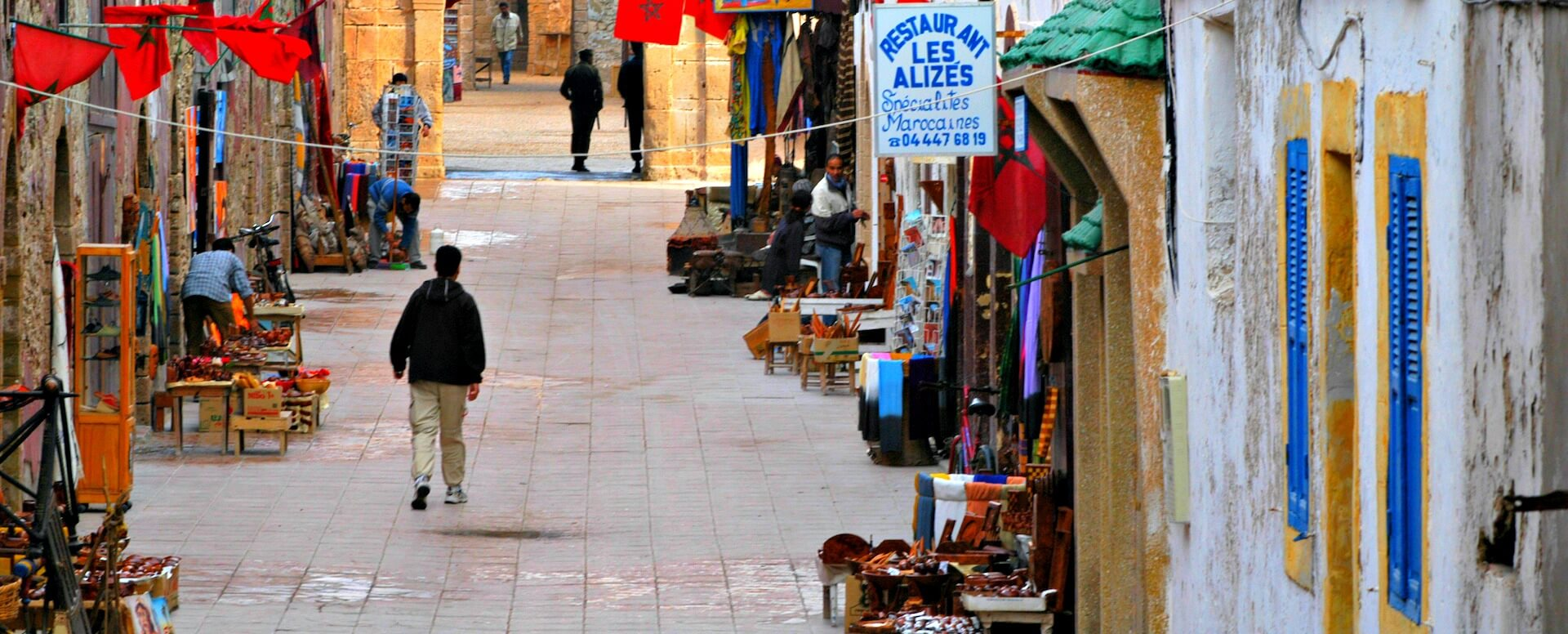 6. Get lost in the Traditional Souks - Essaouira
