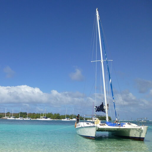 CATAMARAN CRUISE - NORTH COAST, GRAND BAIE