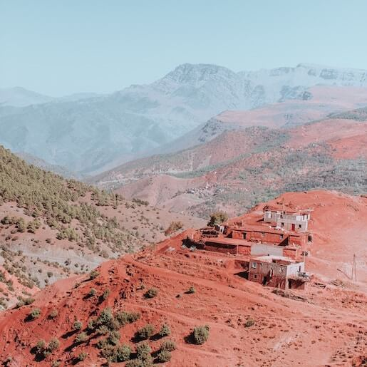 HIKING / SOFT TREKKING BY THE HIGH ATLAS: VISIT THE PEOPLE OF SAIDA