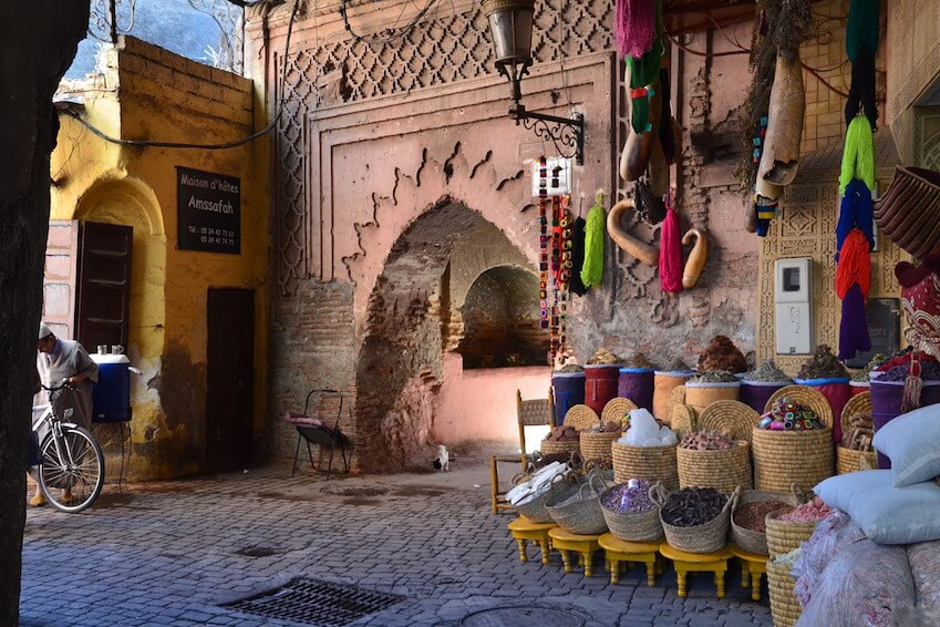 Marrakech: A privileged destination for Europeans