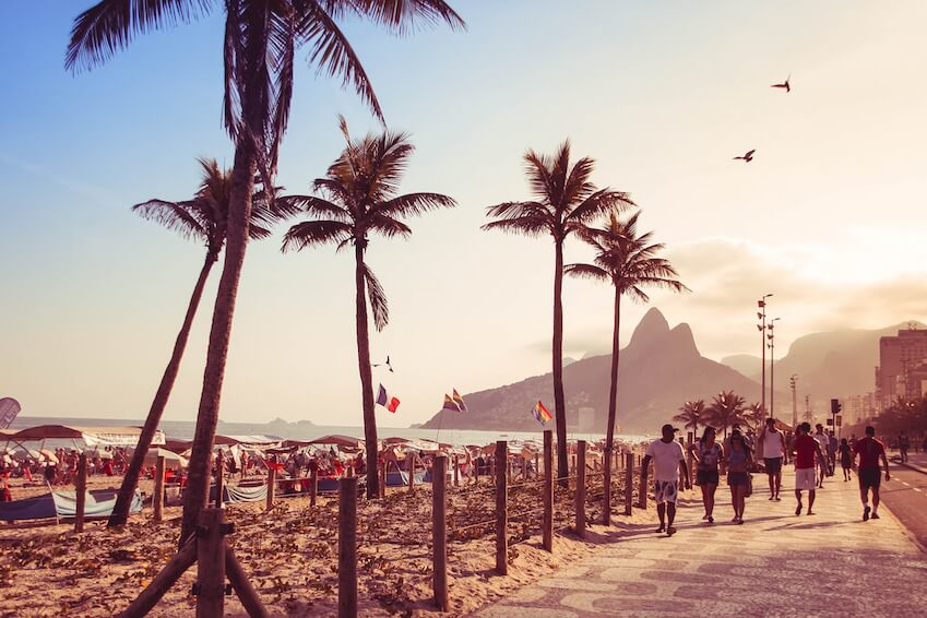Rio de Janeiro: beach, parties and culture in music!