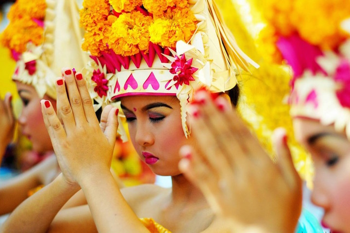 The importance of traditions in Bali, Indonesia
