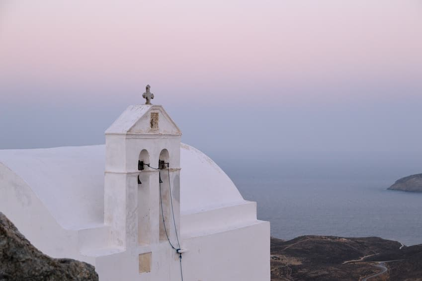 Legends about the Cyclades