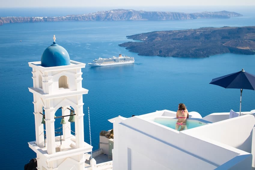The most beautiful islands of the Cyclades