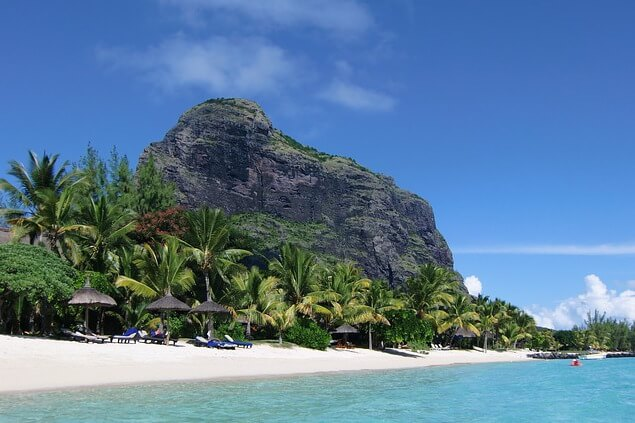 Villa rentals in Mauritius South West