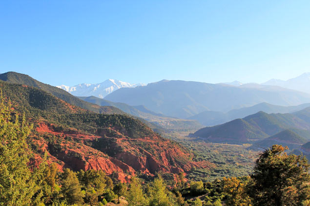 Villa rentals in High Atlas