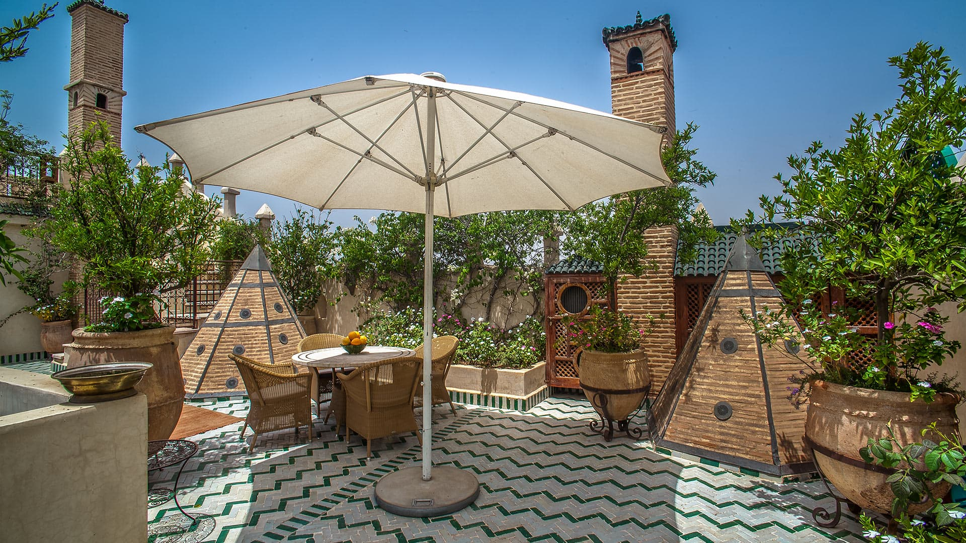 Villa Riad Laurence Olivier, Rental in Marrakech