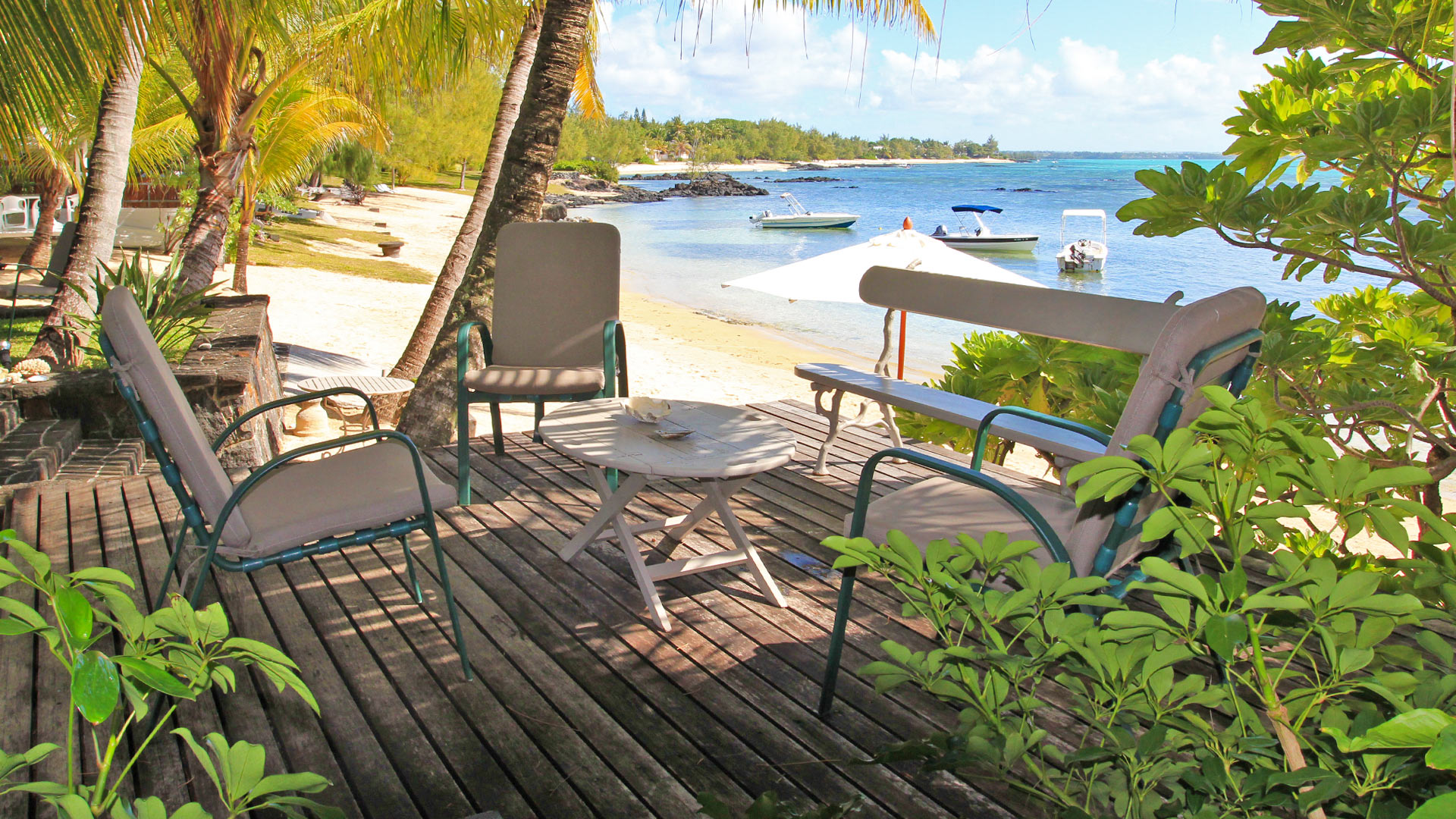 Villa Villa Paille en Queue, Rental in Mauritius North