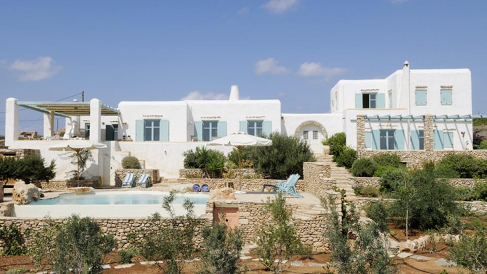 Villa Villa Humphrey, Rental in Cyclades - Other islands