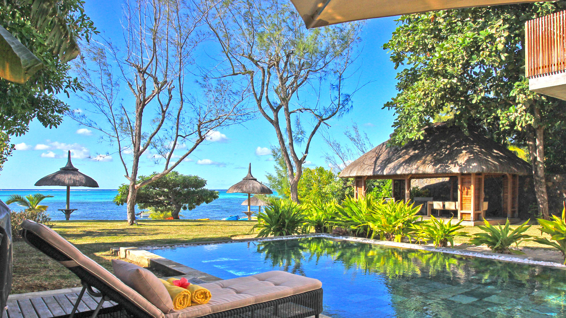 Villa Villa Kavanga, Rental in Mauritius North