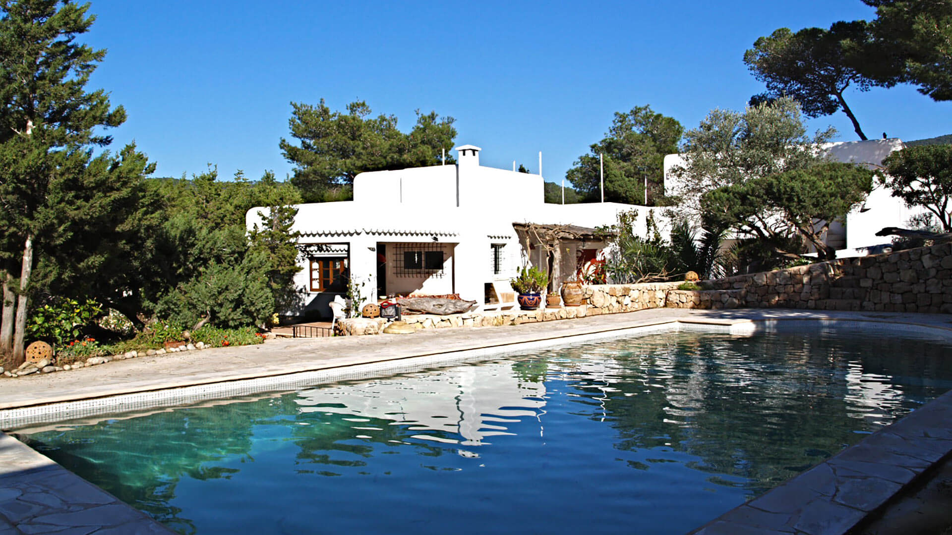 Villa Vista Mar, Rental in Ibiza