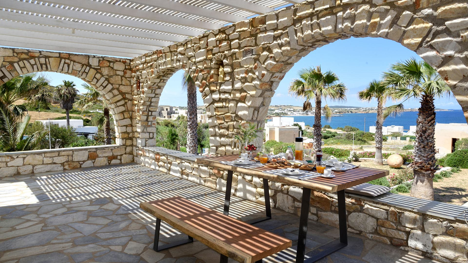 Villa Villa Midas, Rental in Cyclades - Other islands