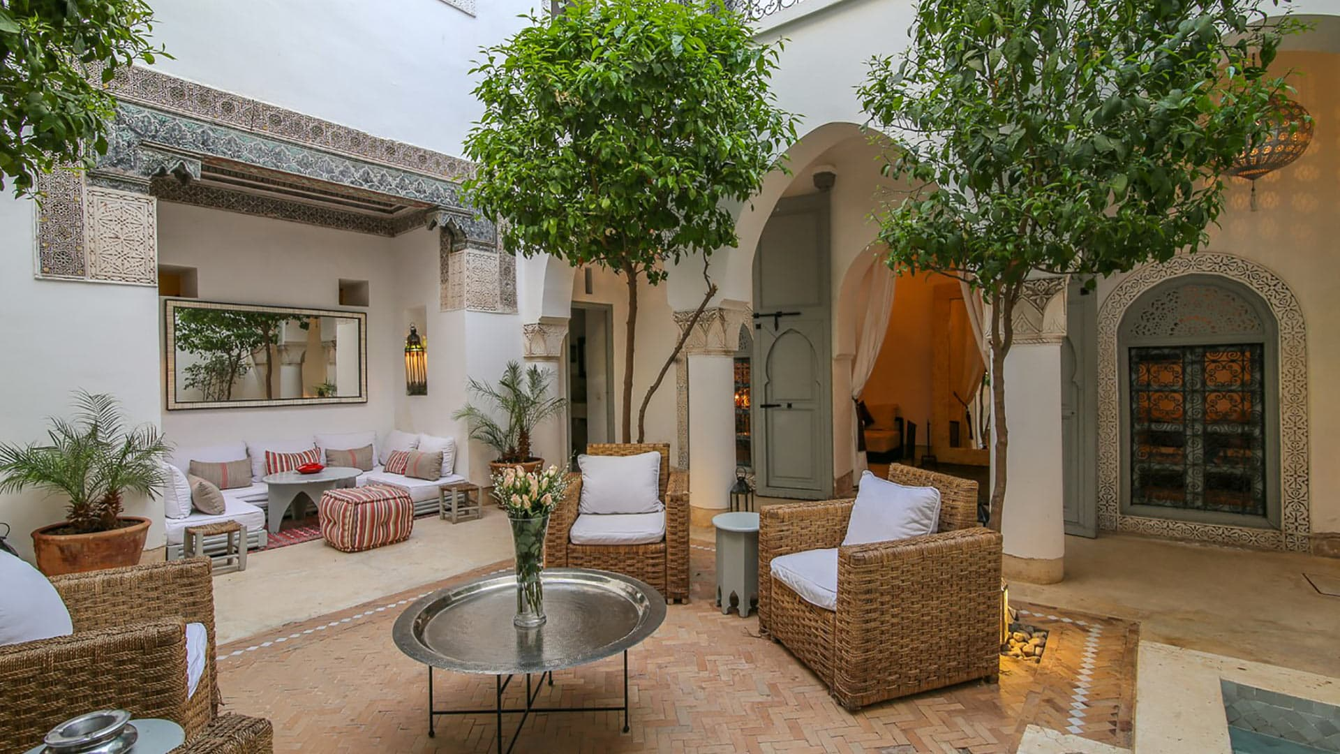 Villa Riad Idoine, Rental in Marrakech
