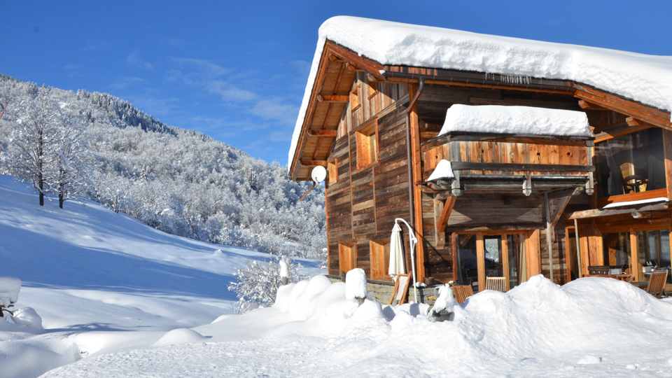 Villa Chalet Rivière, Rental in Northern Alps