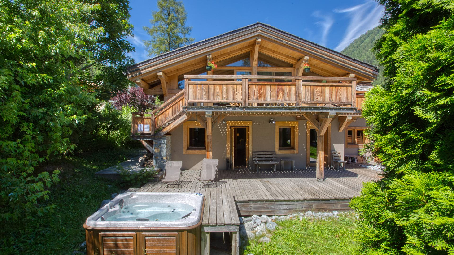 Villa Chalet Ardoise, Rental in Northern Alps