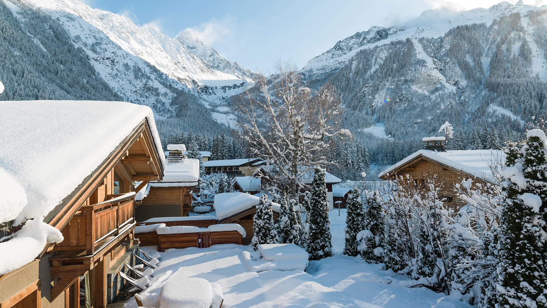 Villa Chalet Granit, Rental in Northern Alps