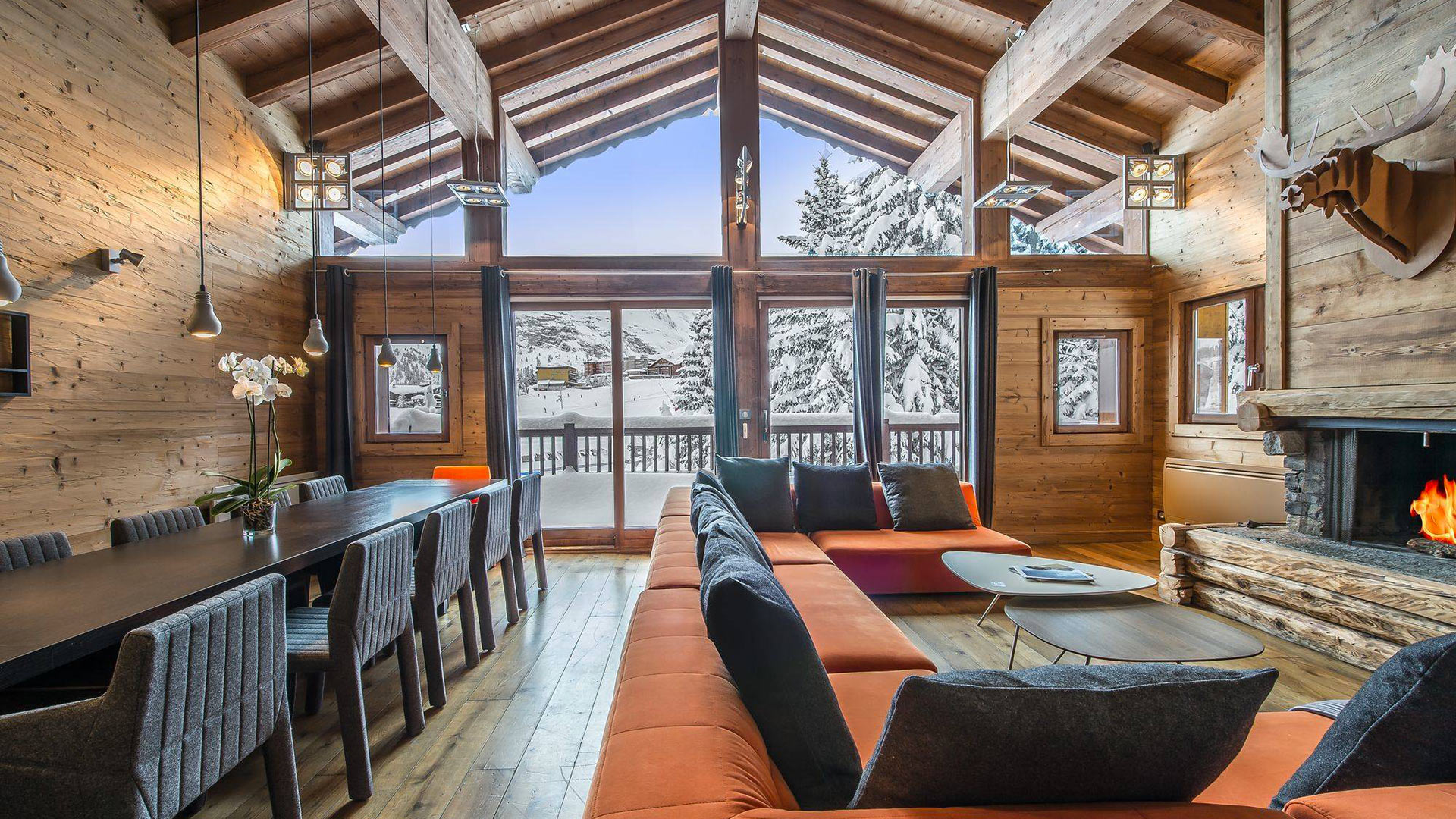 Villa Chalet Snow Flake, Rental in Northern Alps