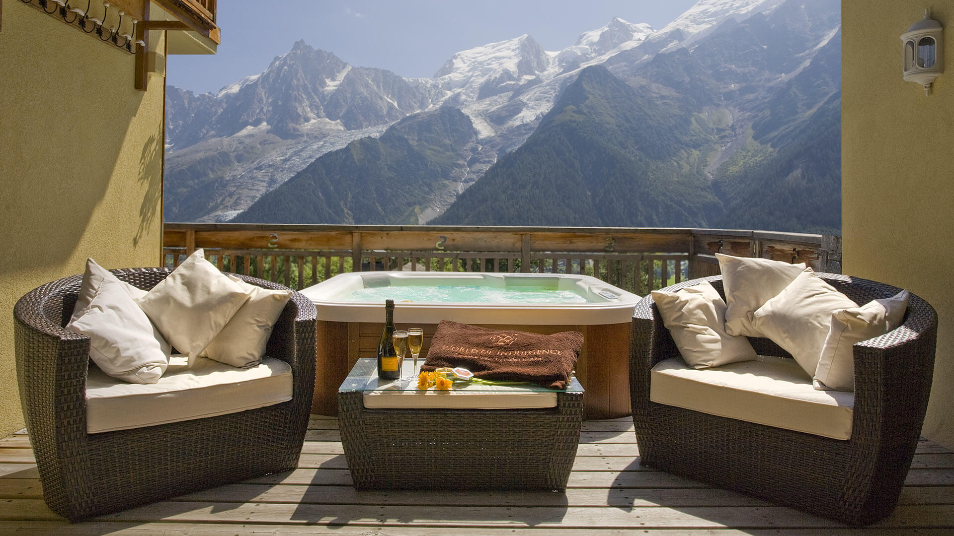 Villa Chalet Sariette, Rental in Northern Alps