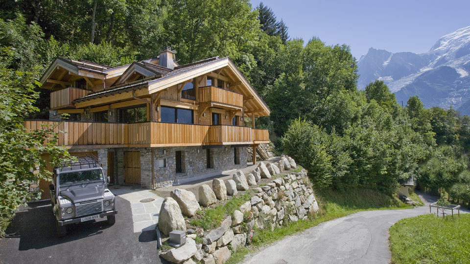 Villa Chalet Volcano, Rental in Northern Alps