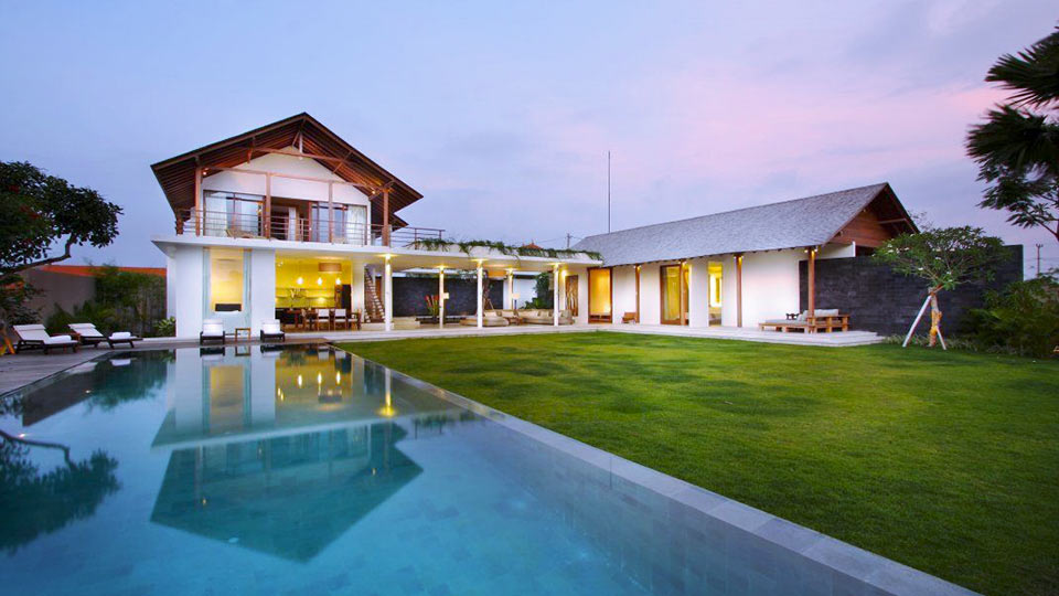 Villa Kavya Villa Rental In Bali South West Canggu Villanovo