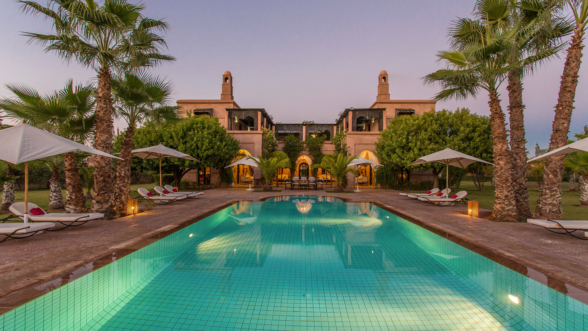 Villa Dar Marja, Rental in Marrakech