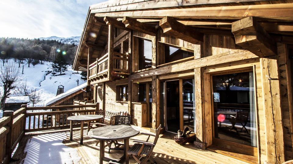Villa The Snow Chalet, Rental in Northern Alps