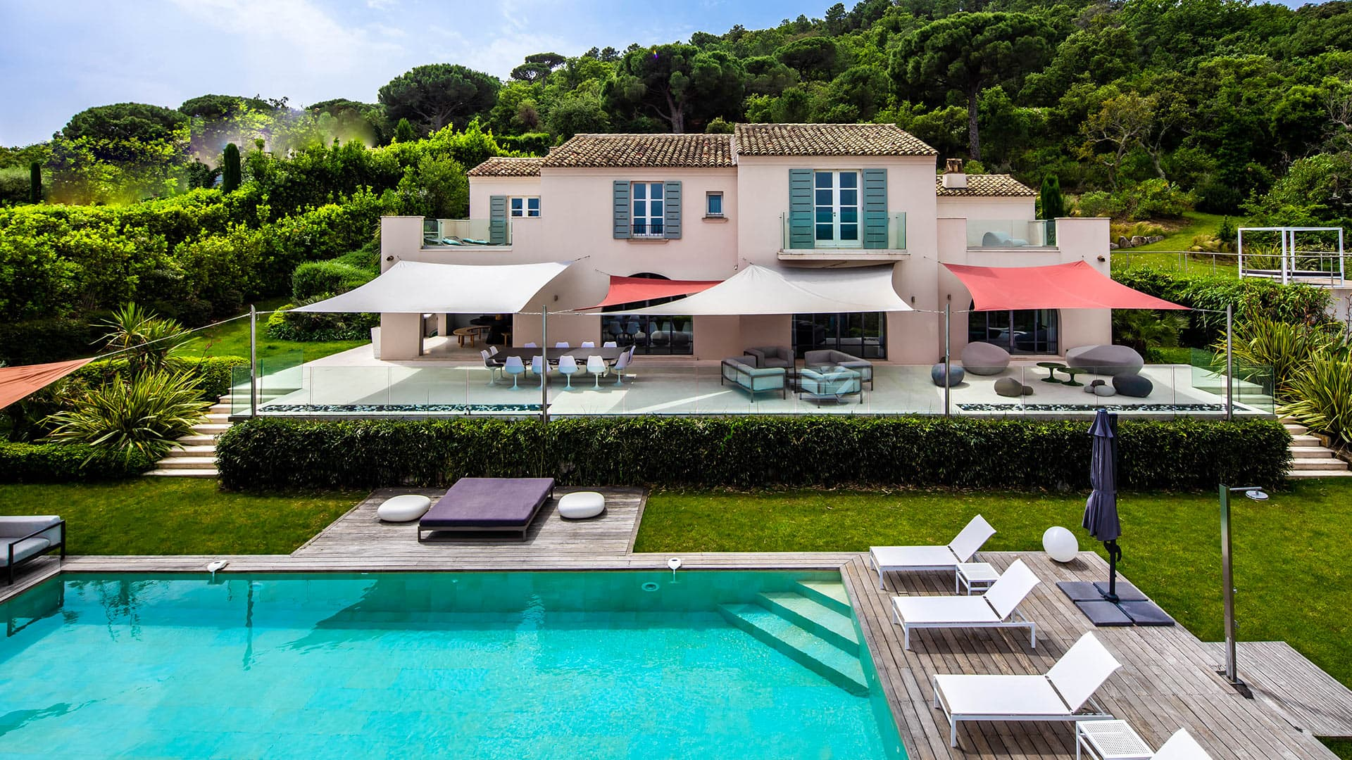 Villa Villa Augusto, Rental in French Riviera