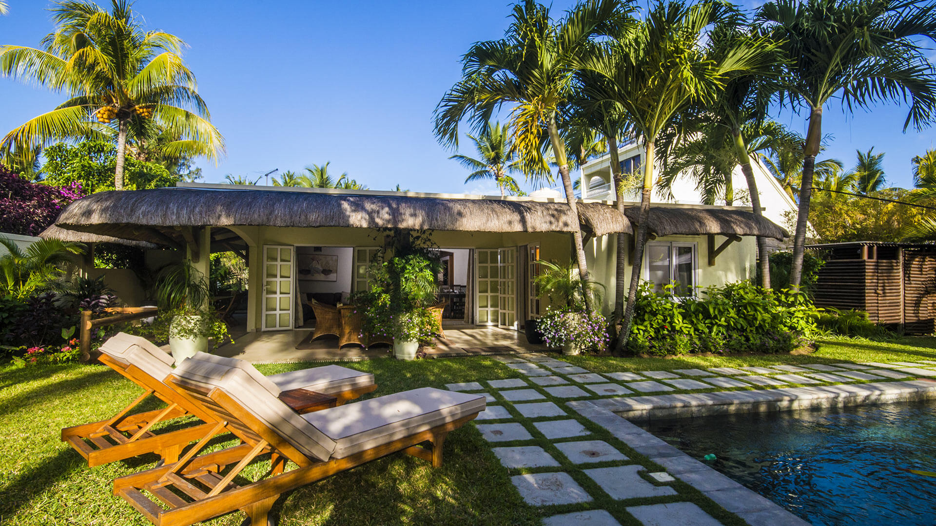 Villa Villa Sweet Badamier, Rental in Mauritius East