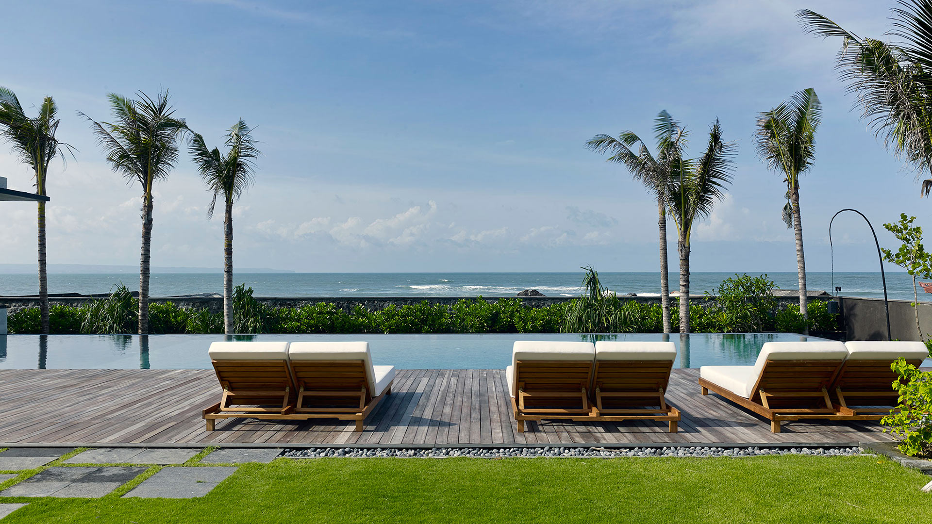 Villa Villa Arnalaya Beach House, Rental in Bali