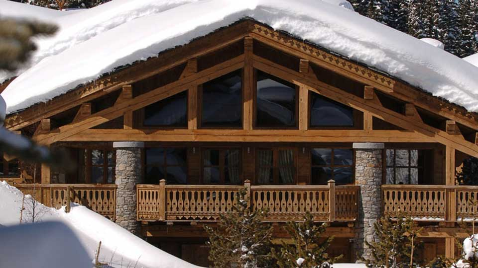 Villa Chalet Les Sorbiers, Rental in Northern Alps