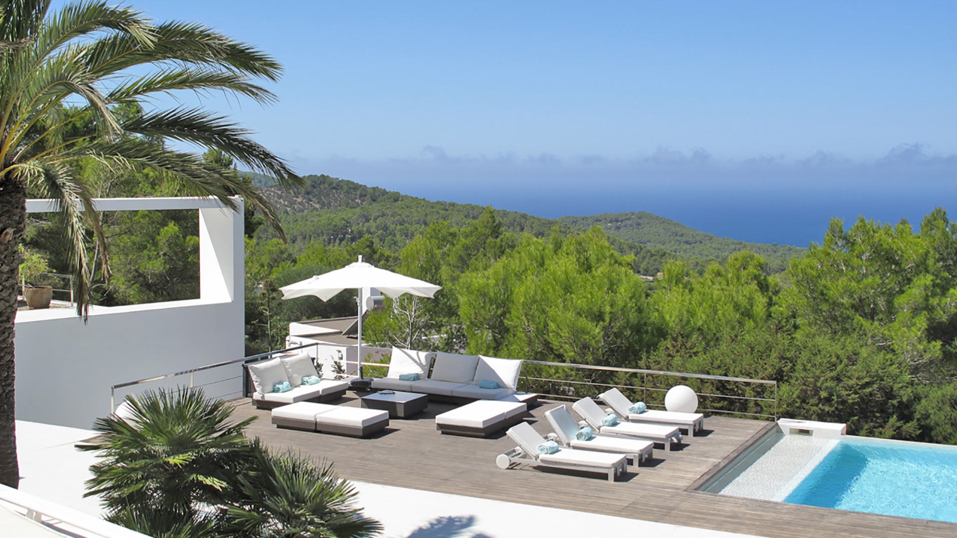 Villa Villa Flamingo, Rental in Ibiza