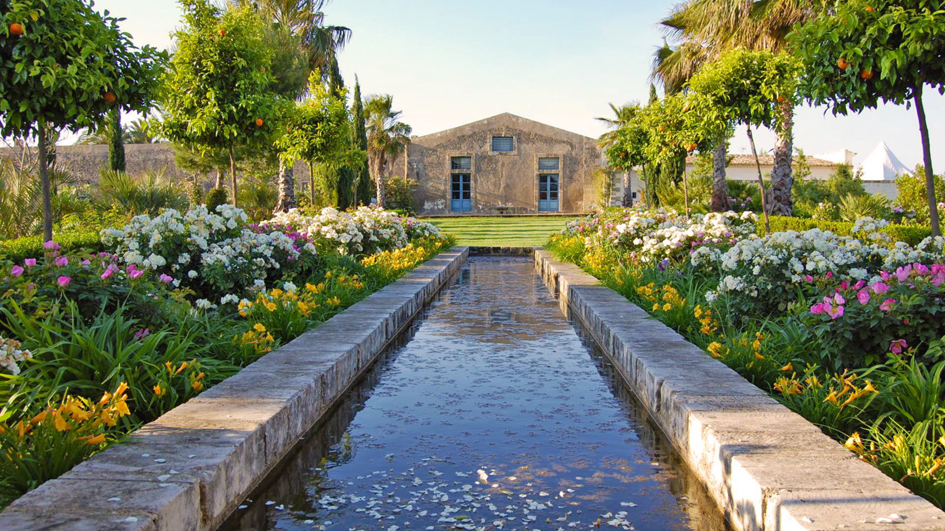 Villa Pietra Bianca - Villa rental in Sicily, Sicily South ...