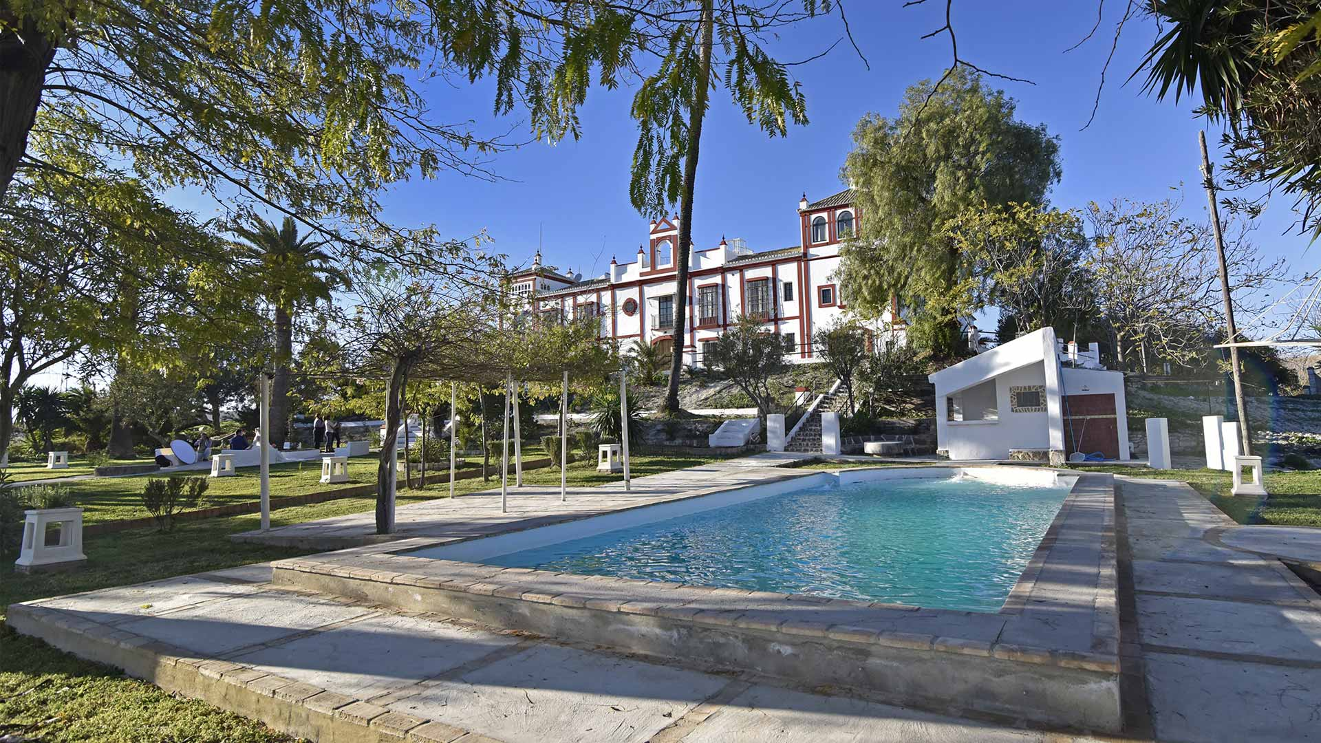 Villa Hacienda Andaluz, Rental in Andalusia