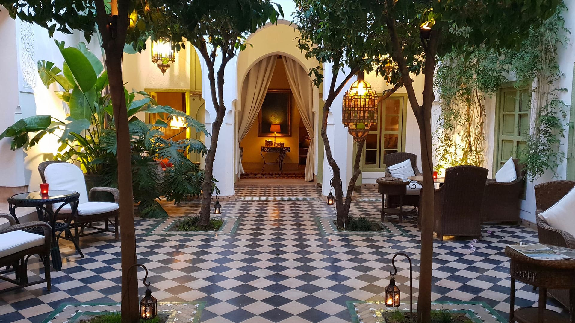 Villa Riad Camilia, Rental in Marrakech