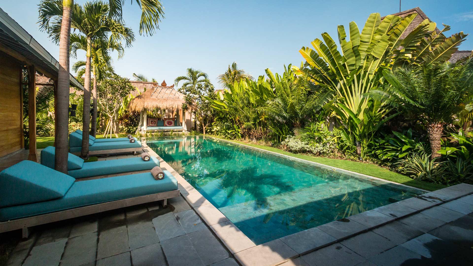 Villa Mannao Estate Villa Rental In Bali South West Kerobokan Villanovo