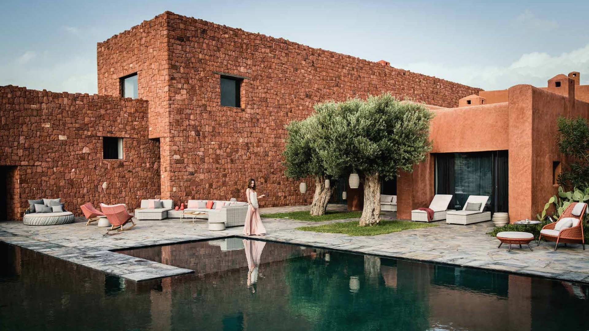 Villa E - Villa rental in Marrakech, Ourika | Villanovo
