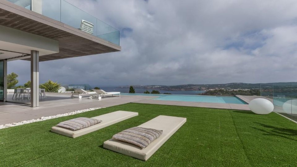 Villa Modern Tarida, Rental in Ibiza