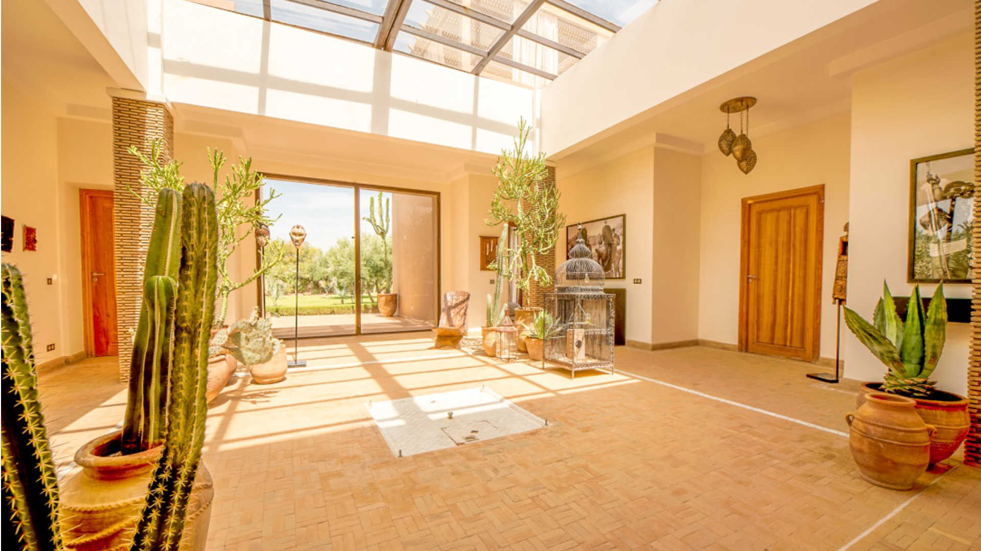 Villa Elghalia, Rental in Marrakech