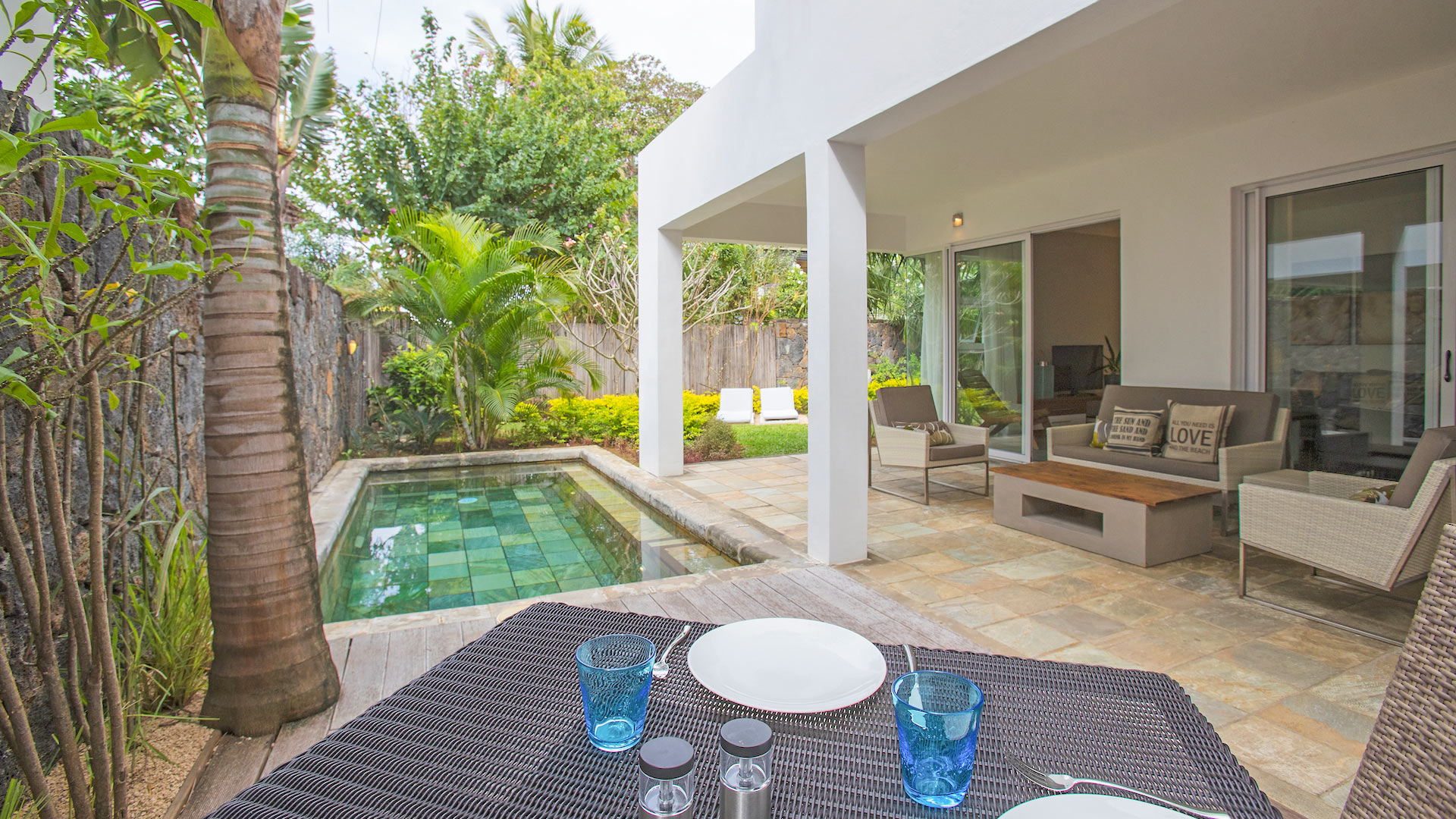 Villa Villa La Rafale, Rental in Mauritius North