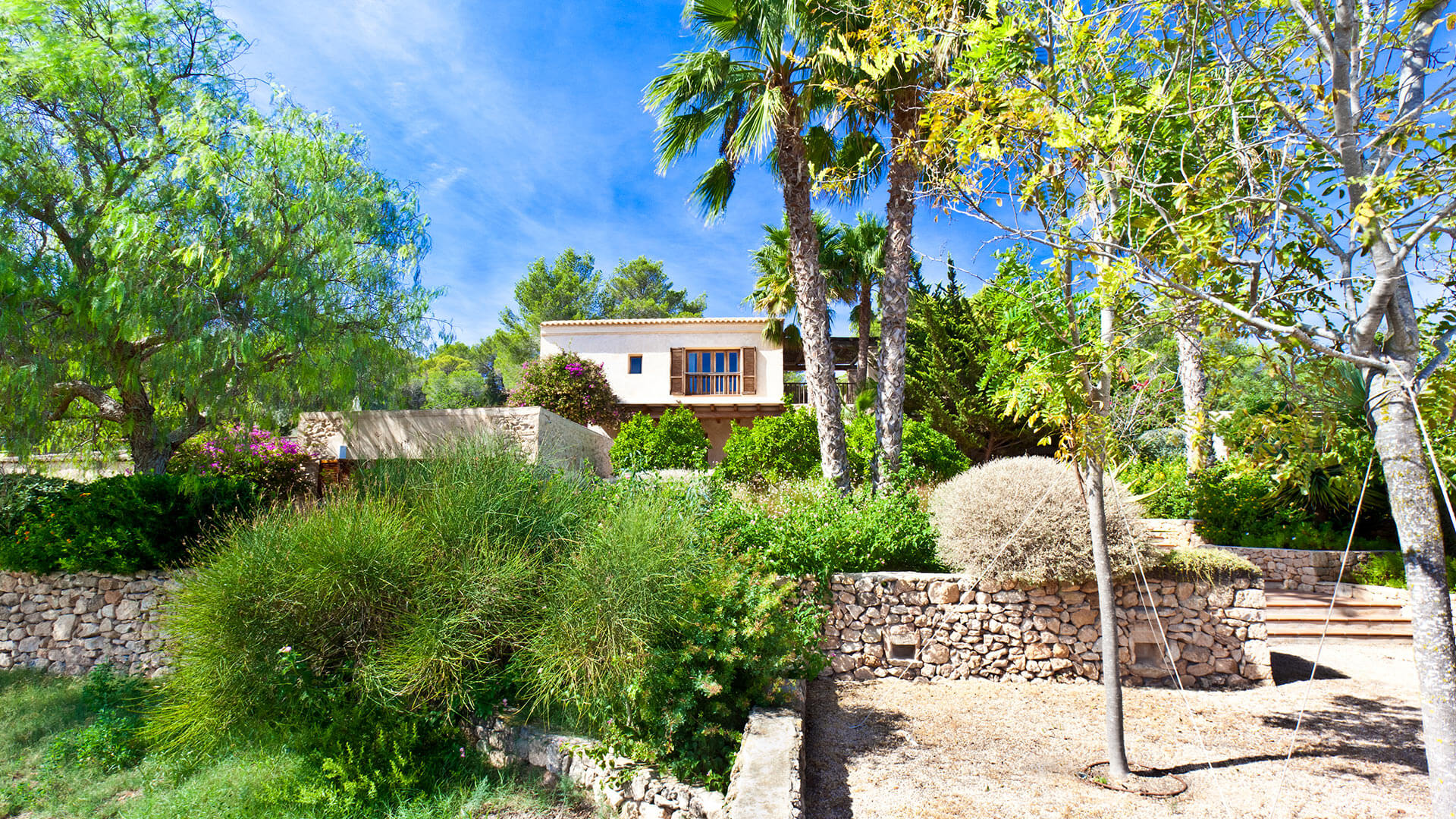 Villa Bassa Country, Rental in Ibiza