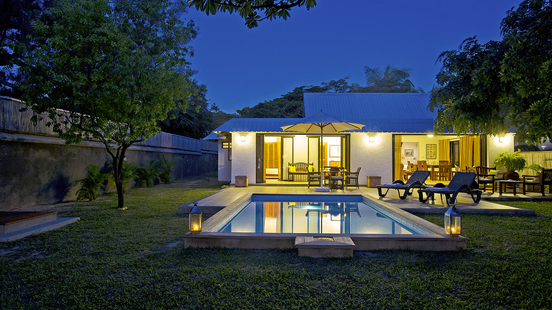 Villa Villa Beryl, Rental in Mauritius North