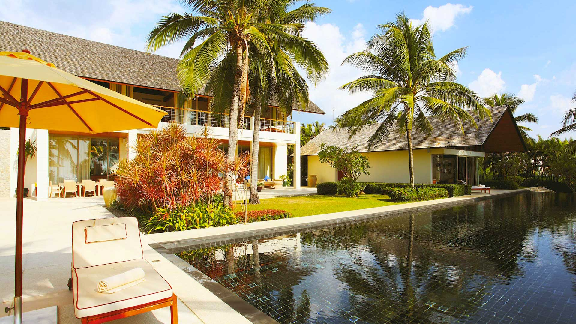Villa Baan Taley Rom, Rental in Phuket