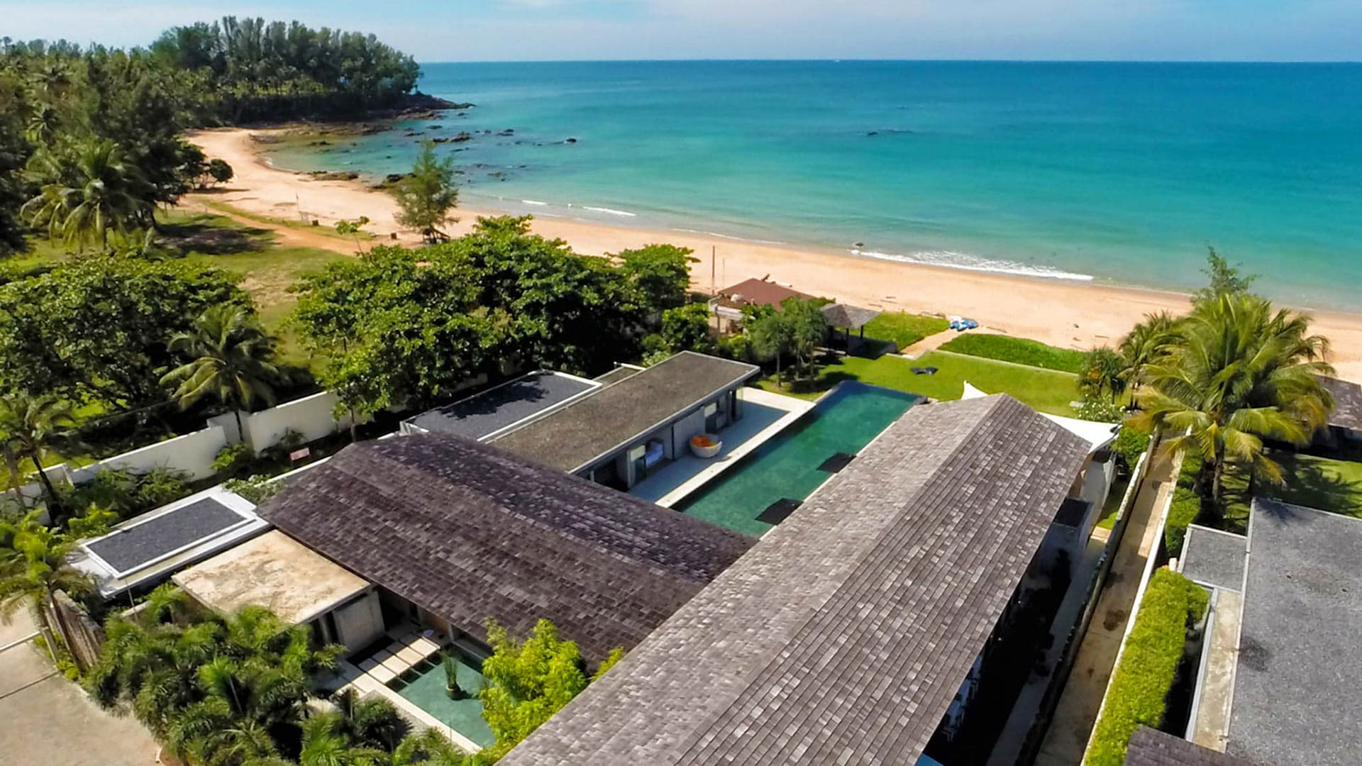 Villa Sava Beach Villas - Tievoli, Rental in Phuket