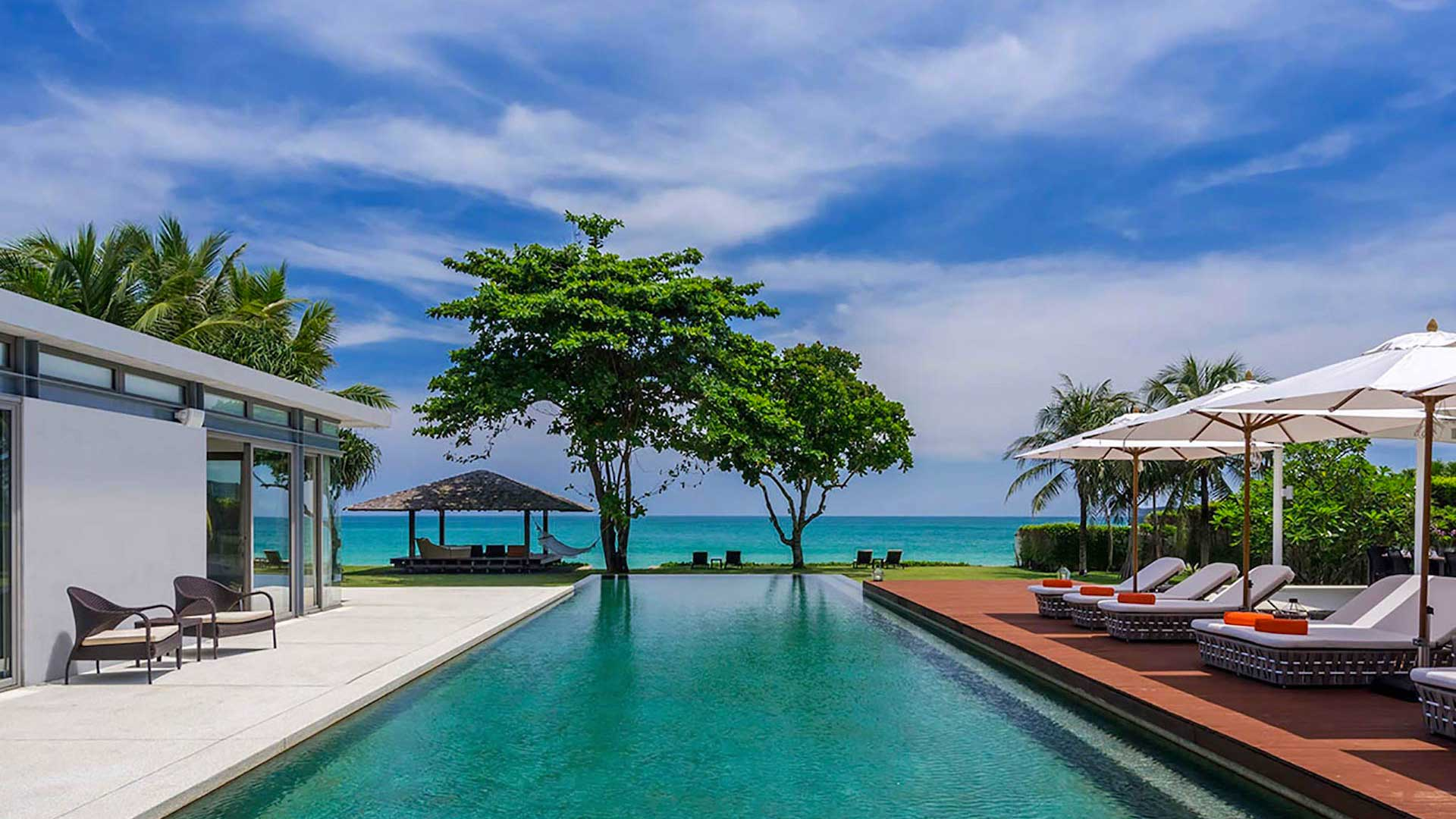 Villa Sava Beach Villas - Cielo, Rental in Phuket