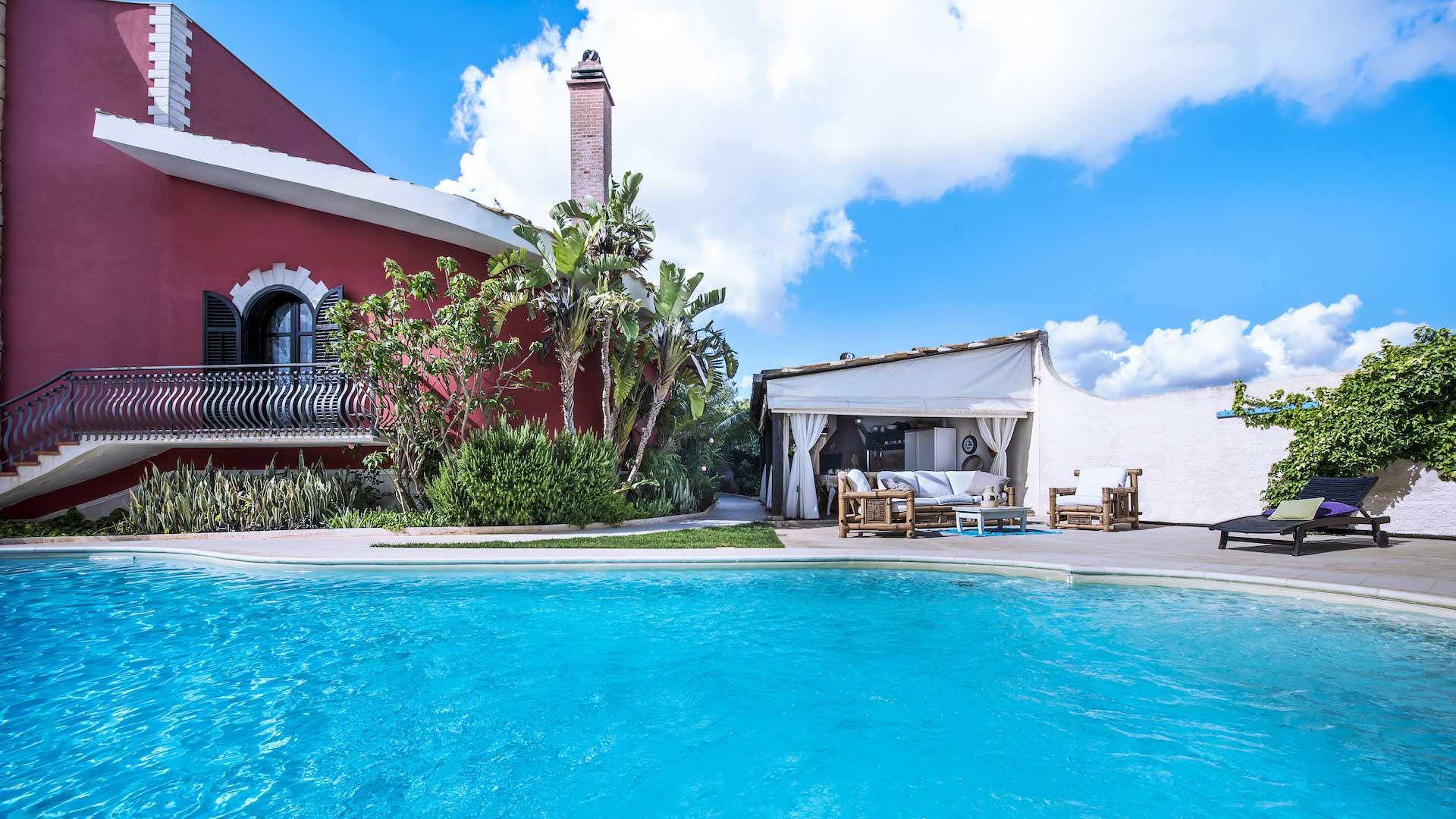 Villa Mazara - Villa rental in Sicily, Western Sicily ...