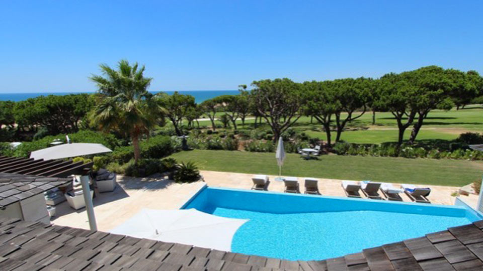 Villa Villa White Paradise, Rental in Algarve