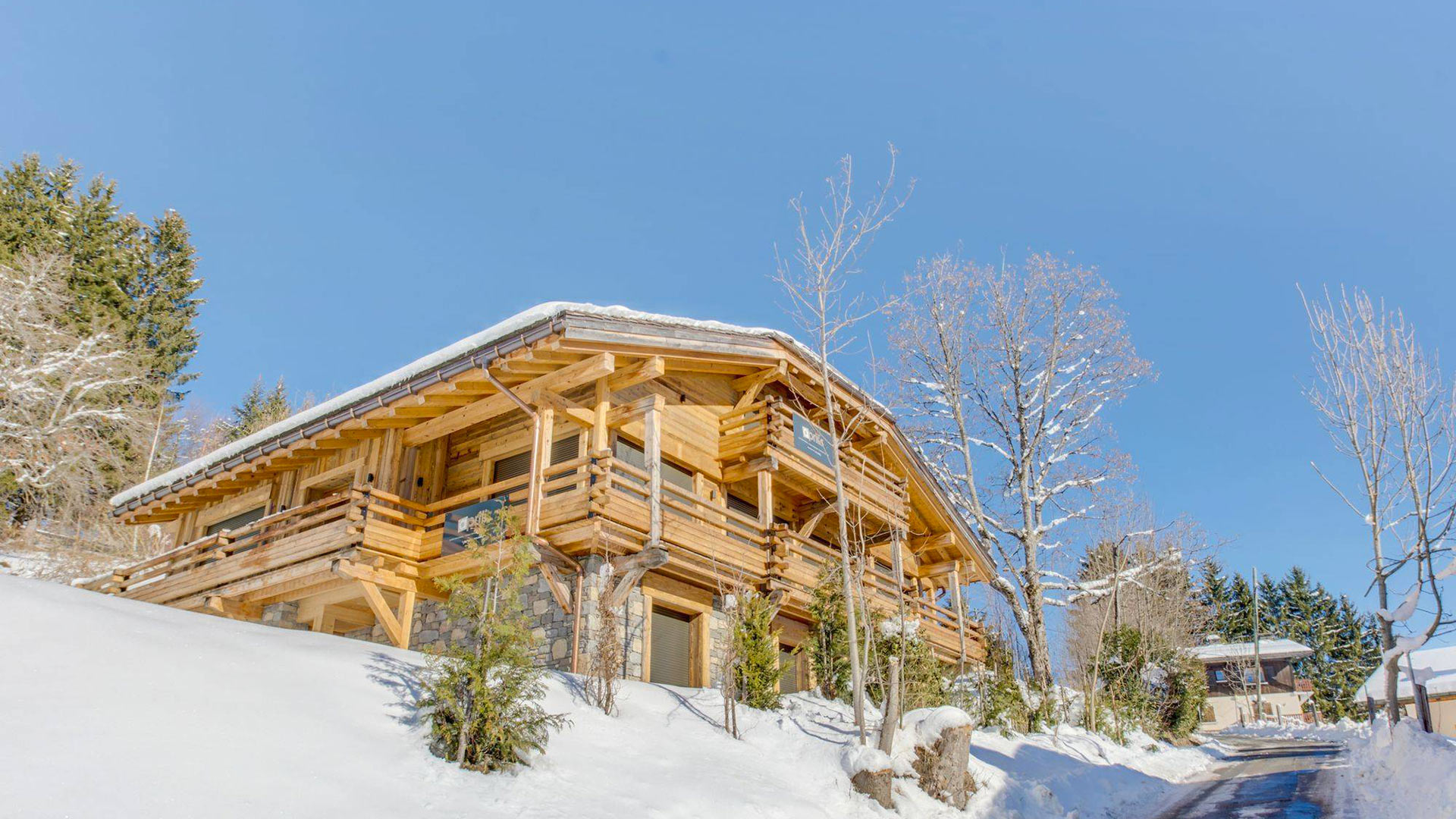 Villa Chalet Thana, Rental in Northern Alps